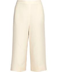 Falda pantalón blanca de Valentino