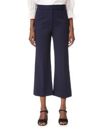 Falda pantalón de punto azul marino de Marc Jacobs