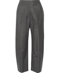 Falda pantalon gris oscuro original 9908898