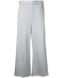 Falda pantalón gris de CITYSHOP