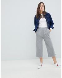Falda pantalón gris de NEON ROSE