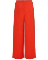 Falda pantalon naranja original 9906738