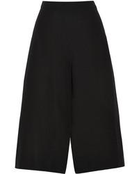 Falda pantalón negra de Chalayan