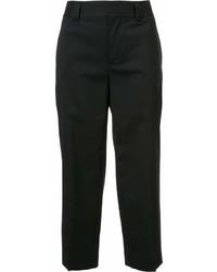 Falda pantalón negra de Dsquared2