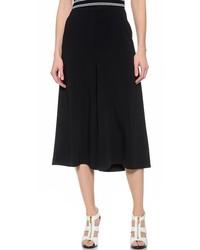Falda pantalón negra de Elizabeth and James