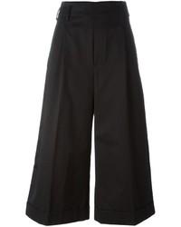 Falda pantalón negra de Golden Goose Deluxe Brand