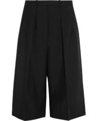 Falda pantalón negra de Jil Sander
