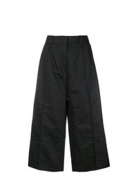 Falda Pantalón Negra de Marni