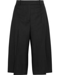 Falda pantalón negra de MCQ
