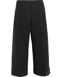 Falda pantalón negra de Michael Kors