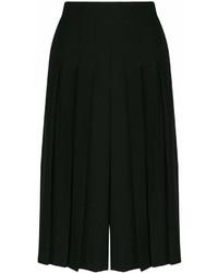 Falda pantalón negra de Neil Barrett