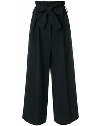 Falda pantalón negra de Stella McCartney