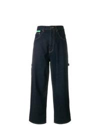 Falda pantalón vaquera azul marino de Marc Jacobs