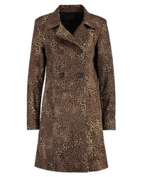 Gabardina de leopardo marrón de Sand Copenhagen