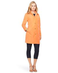 Gabardina naranja original 1363263