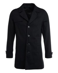 Gabardina Negra de Selected Homme