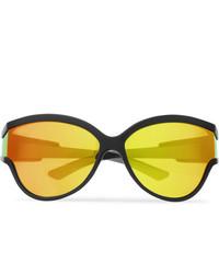 Gafas de sol amarillas de Balenciaga