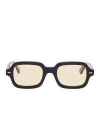 Gafas de sol amarillas de Gucci