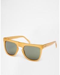 Gafas de sol amarillas de Komono