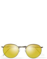 Gafas de sol amarillas de Ray-Ban