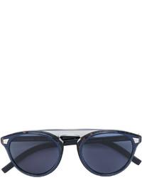Gafas de sol azul marino de Christian Dior