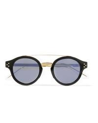Gafas de sol azul marino de CUTLER AND GROSS