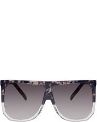 Gafas de sol azul marino de Loewe