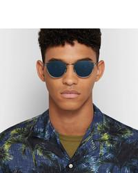 Gafas de sol azul marino de Eyevan 7285