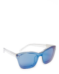 Gafas de sol azules de 3.1 Phillip Lim