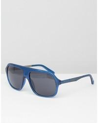 Gafas de sol azules de Calvin Klein