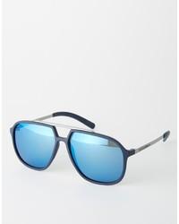 Gafas de sol azules de Dolce & Gabbana