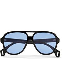 Gafas de sol azules de Gucci