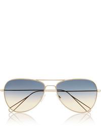 Gafas de sol azules de Isabel Marant