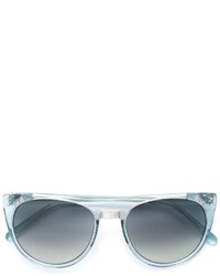 Gafas de Sol Azules de Linda Farrow