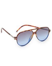 Gafas de sol azules de Marc Jacobs