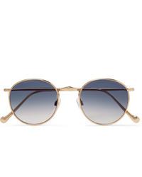 Gafas de sol azules de Moscot