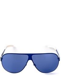 Gafas de sol azules de Mykita