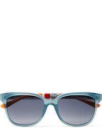 Gafas de sol azules de Orlebar Brown