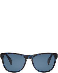 Gafas de sol azules de Paul Smith