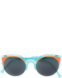 Gafas de sol azules de RetroSuperFuture
