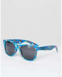 Gafas de Sol Azules de Vans