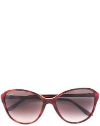 Gafas de sol burdeos de Cartier