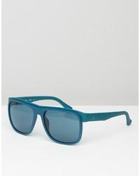 Gafas de sol celestes de Calvin Klein