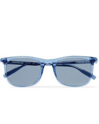 Gafas de sol celestes de Montblanc