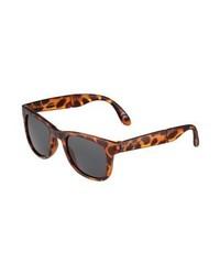 Gafas de sol de leopardo grises de Vans