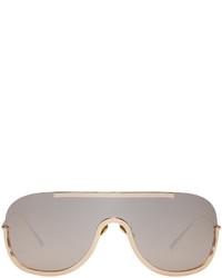 Gafas de sol doradas de Acne Studios