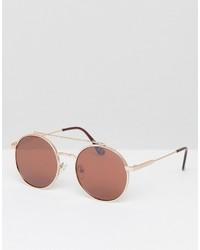 Gafas de sol doradas de Jeepers Peepers