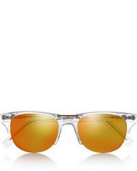 Gafas de sol doradas de Kenzo