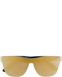 Gafas de sol doradas de RetroSuperFuture