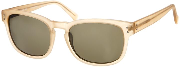 Gafas de sol en beige de Michael Kors